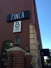 Finca Restaurant in downtown Salt Lake City