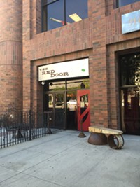 The Red Door Bar in downtown Salt Lake City