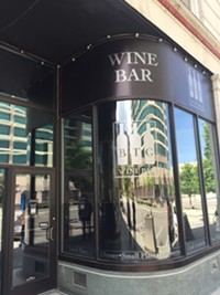 BTG Wine Bar in Salt Lake City