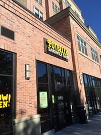 Potbelly Restaurant in Salt Lake City