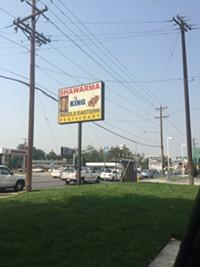 Shawarma King Restaurant in Salt Lake City