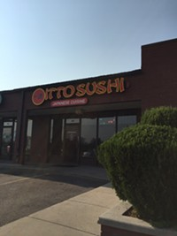Itto Sushi Restaurant in Salt Lake City
