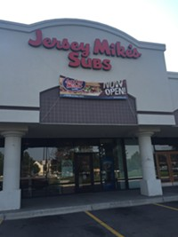 Jersey Mike's Subs in Salt Lake City