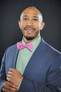 Q&A with James Jackson III, founder of the Utah African American Chamber of Commerce