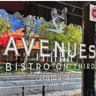 Wine Wednesday: Avenues Bistro Wine Dinner