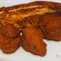 Monday Meal: Hush Puppies