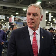 Zinke's Mule Deer Announcement Gets Political