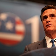 Trump Backs Romney. But for How Long?