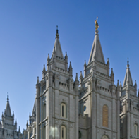 'A Piece of Mormon History'