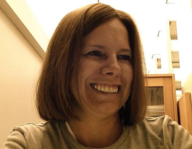 Universiy of Utah researcher Vanessa Walsh