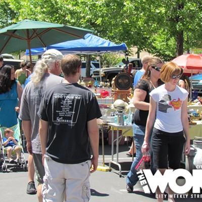 Urban Flea Market (6.9.13)