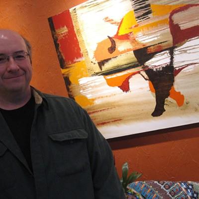 Utah Artist Hands: 3/18/11