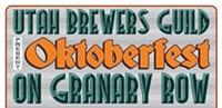 Utah Brewers Guild Hosts Granary Row Oktoberfest