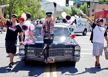 Utah Pride Festival 2011 Parade