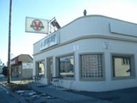 Vertical Diner in Salt Lake City