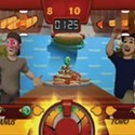 "Videogames | Chow, Baby: The idea of a videogame about ""competitive eating"" just plain stinks"