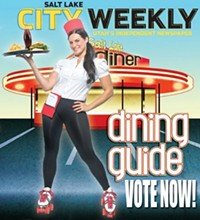 Vote for Your Favorite Restaurant