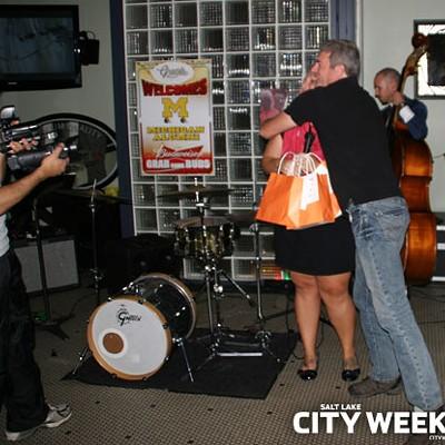 Warren Miller World Premiere Party at Gracie's (10.12.11)