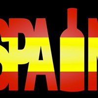 Wine Wednesday: An Evening in Spain @ Martine