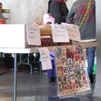 Winter Pop-Up Farmers Market (1.12.13)