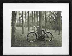 "COURTESY OF FROG HOLLOW - ""1930s Bike"" by Tom Way"