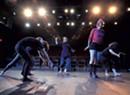 A Dancer's Einstein-Inspired Work-in-Progress