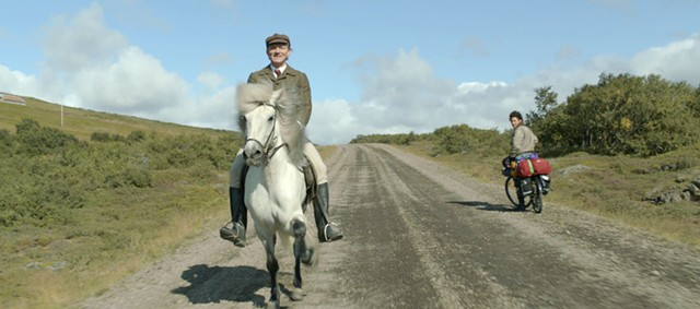 """A horse is a horse: There's no """"of course"""" about it in Erlingsson's bizarre and beautiful tribute to the equine."""