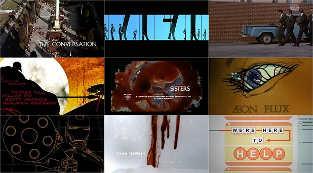 A montage of stills at Artofthetitle.com