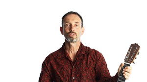 A Not-Quite-Interview With Jonathan Richman