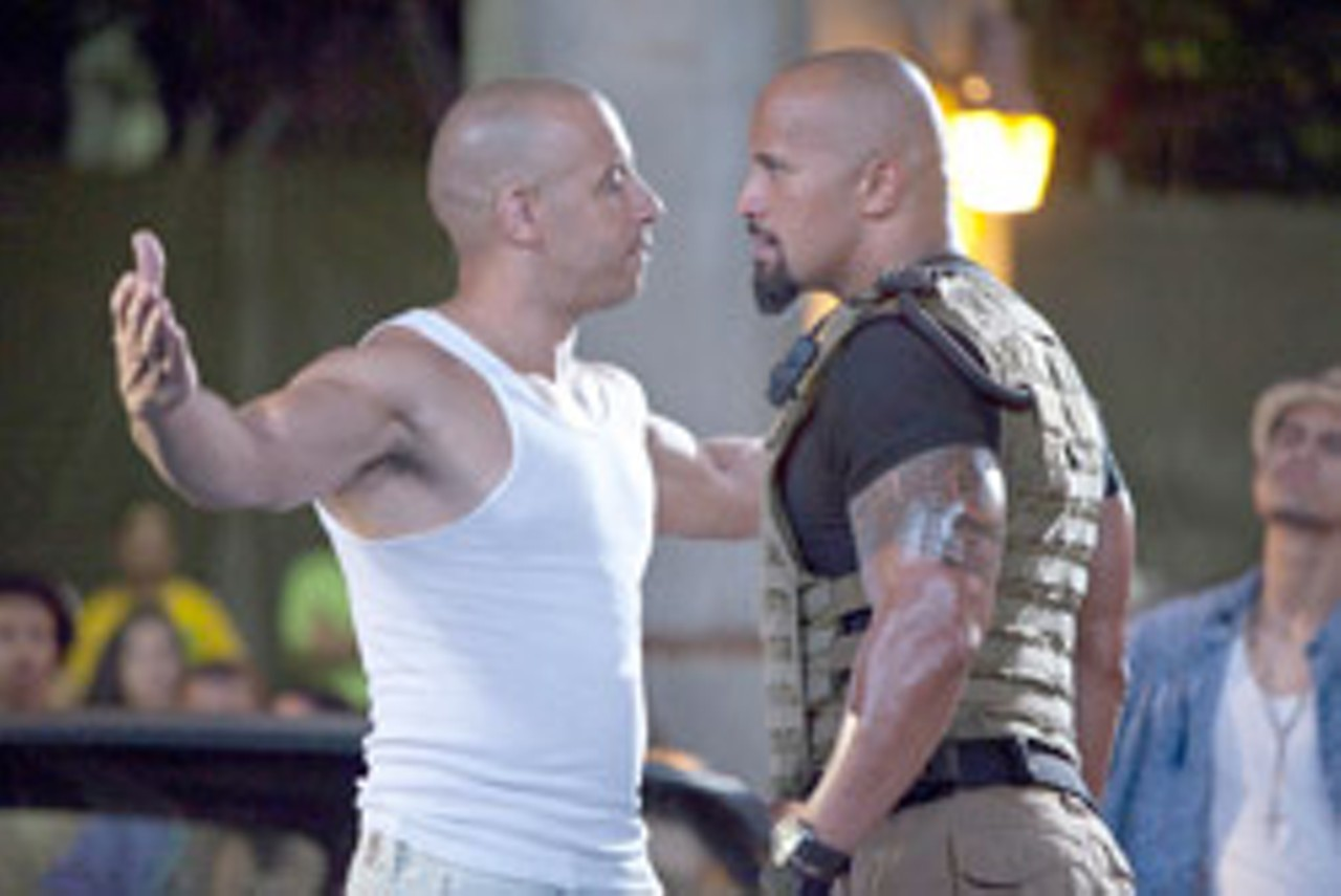 You Wouldnt Want To Get Caught Between >> Fast Five Movie Reviews Seven Days Vermont S Independent Voice