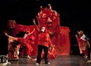 Bread & Puppet Winds Down 50th Anniversary Revival Tour