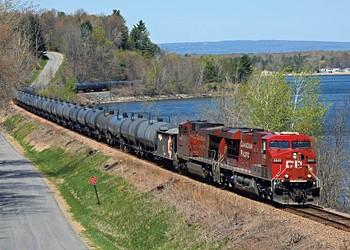 Oil Trains Along Lake Champlain Are a Concern