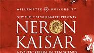 A UVM Classicist Employs Greek and Latin to Tell a Timeless Story in Opera Neron Kaisar
