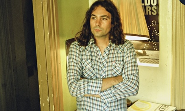 Adam Granduciel of the War on Drugs - COURTESY OF THE WAR ON DRUGS