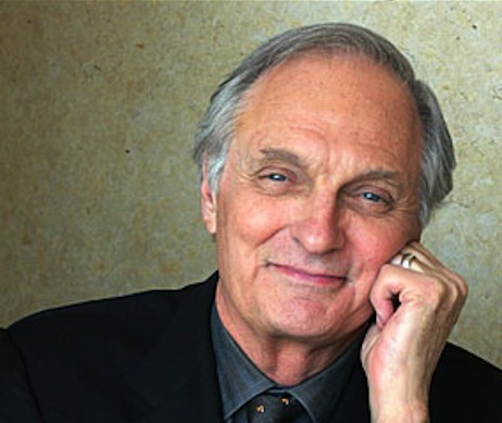 Alan Alda - COURTESY OF THE UNIVERSITY OF VERMONT