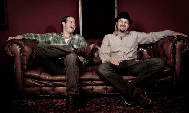Alex Lalli and Dave DeCristo