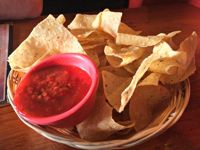 Those chips do not think highly of you. - ALICE LEVITT