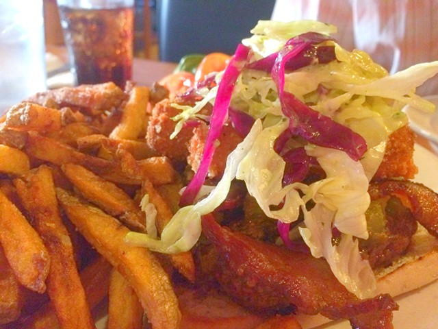 El Dorado Burger, $14 - ALICE LEVITT