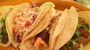 Four tacos, four animals