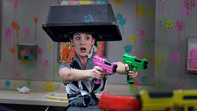 "Alison Brie in ""Community"" - NBCUNIVERSAL"