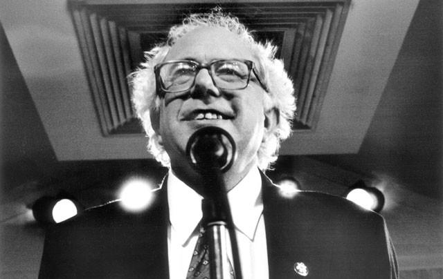 Bernie Sanders - MATTHEW THORSEN