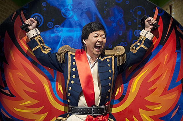 "ALL HAIL CHANG! (Ken Jeong in ""Community"") - NBCUNIVERSAL"