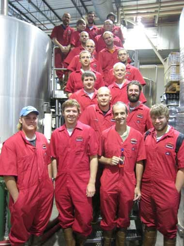 American Brewers Guild Class