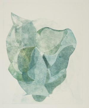 COURTESY OF NEW CITY GALERIE - An untitled print by Elise Whittemore