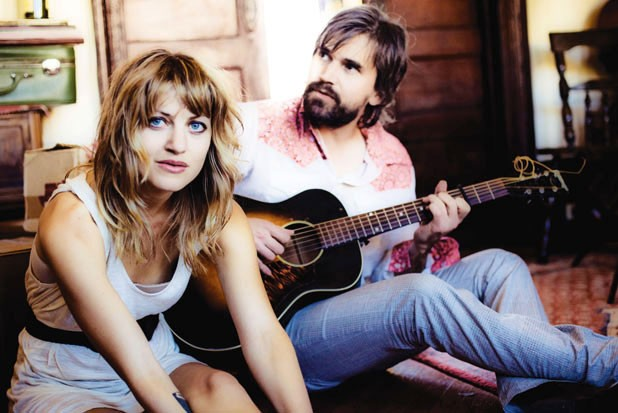 Anaïs Mitchell and Jefferson Hamer