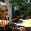 Work: Angela Gatesy, Scientific Glassblower