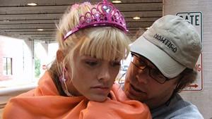 Anna Nicole Smith and David Giancola
