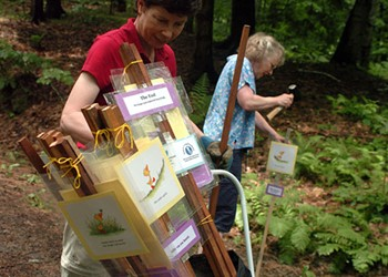 Montpelier Program Makes Reading a Walk in the Park