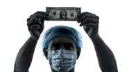 Opinion: As Africans Die of Ebola, the West's Rich Get Richer