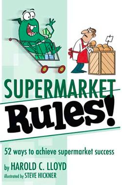 Cover of a book in Brigantine Media's Rules! series, illustrated by DreamWorks animator Steve Hickner. - BRIGANTINE MEDIA